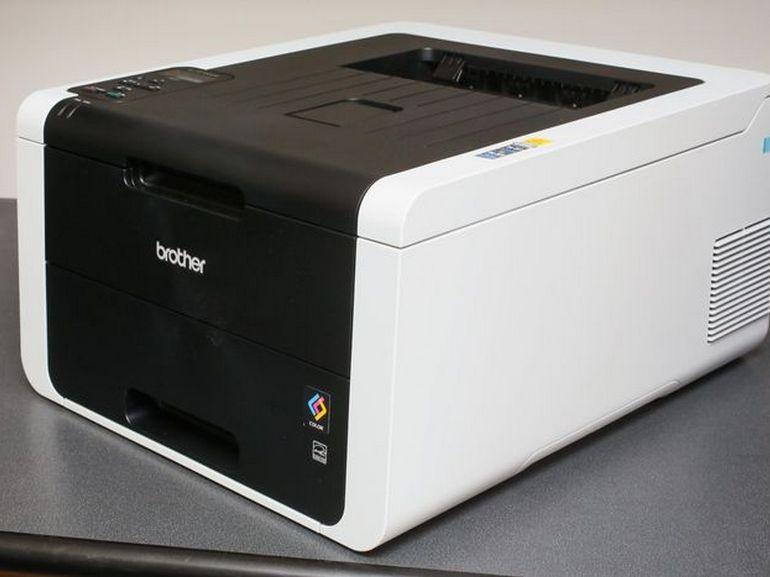 Brother HL-3170CDW : une laser couleur qui fait le job