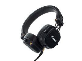 Bon plan : le casque Marshall Major 3 (Bluetooth) est de retour à 79,99€ au lieu de 149,99