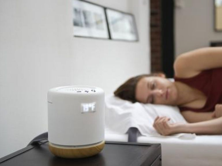 Moona, l'oreiller climatisé et connecté qui régule votre température