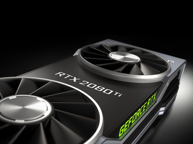 Nvidia dévoile ses nouvelles cartes GeForce RTX 20 pour les gamers