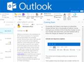 Outlook : Microsoft commence à déployer son ruban simplifié et personnalisé