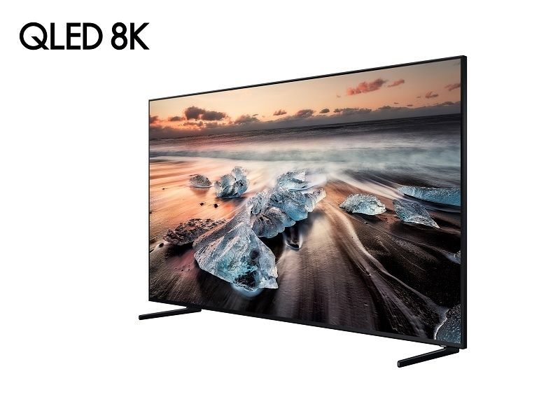 Samsung lance les précommandes de ses téléviseurs 8K