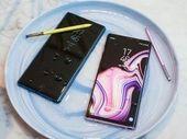 Prise en main du Samsung Galaxy Note 9, un smartphone de transition