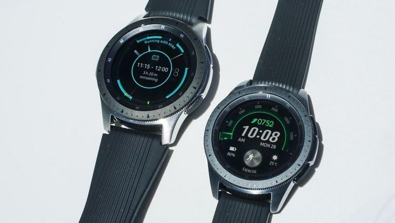Samsung Galaxy Watch : les domaines où elle surpasse l'Apple WAtch