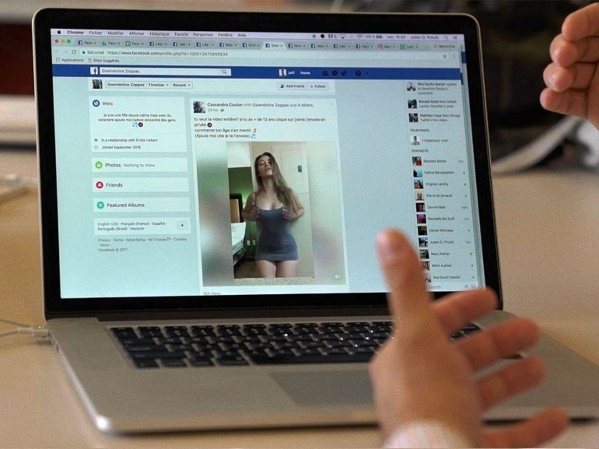 Une jolie black te propose une rencontre webcam brulante