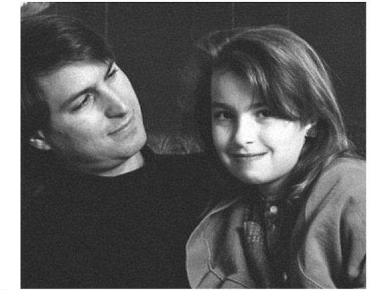 Steve Jobs avait menti à sa fille au sujet du nom de l'Apple Lisa