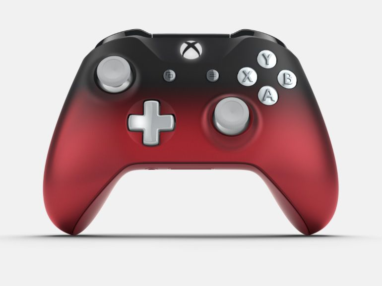 Xbox Design Lab : dégradé et camouflage sur les manettes personnalisées