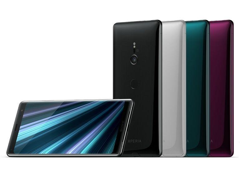 IFA 2018 : Sony officialise son Xperia XZ3 et un nouveau casque haut de gamme