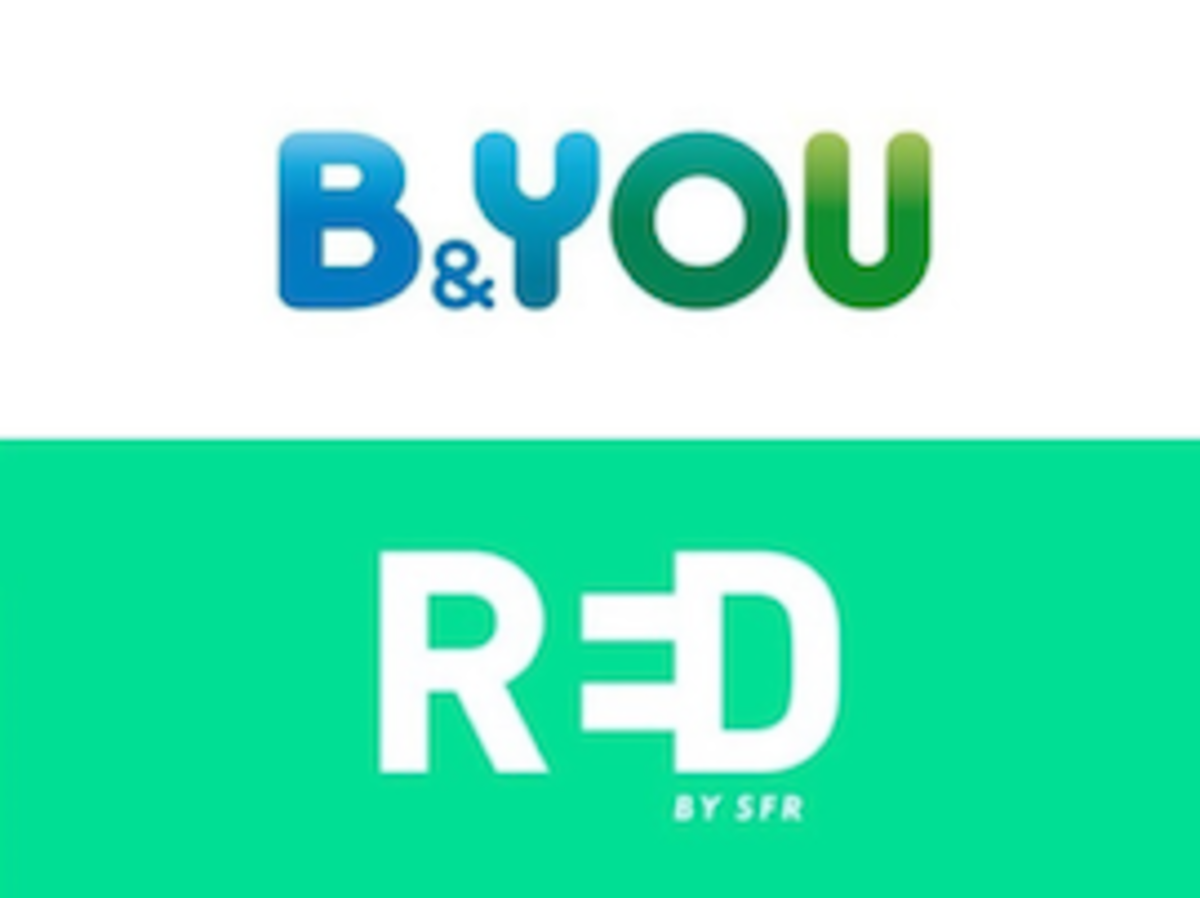 Quel forfait 200 Go à 15€ choisir entre RED SFR et B&You ?