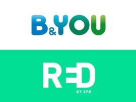 Promo forfait : jusqu'à 200 Go, à partir de 5€ par mois, derniers jours chez RED SFR et B&You
