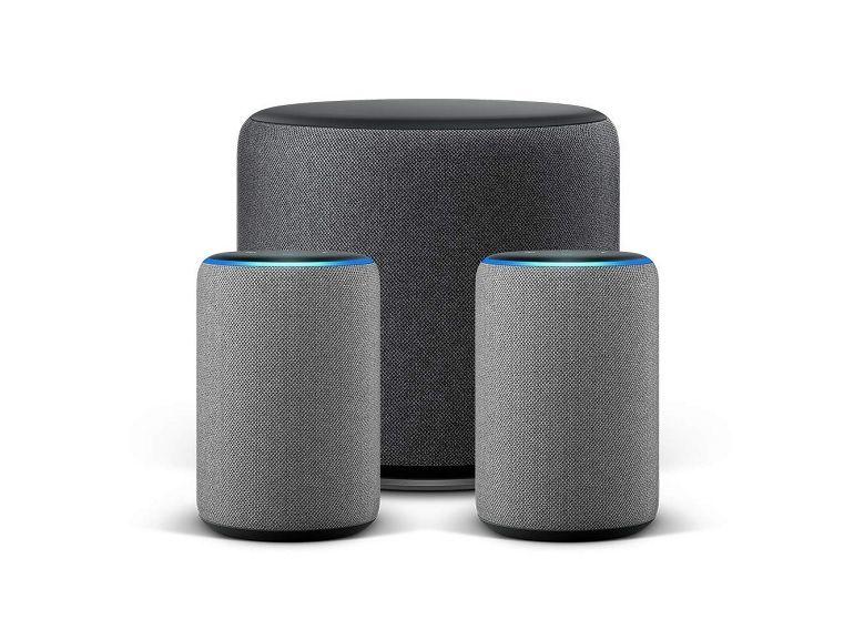 Amazon Alexa : une nouvelle gamme d'enceintes Echo arrive en France