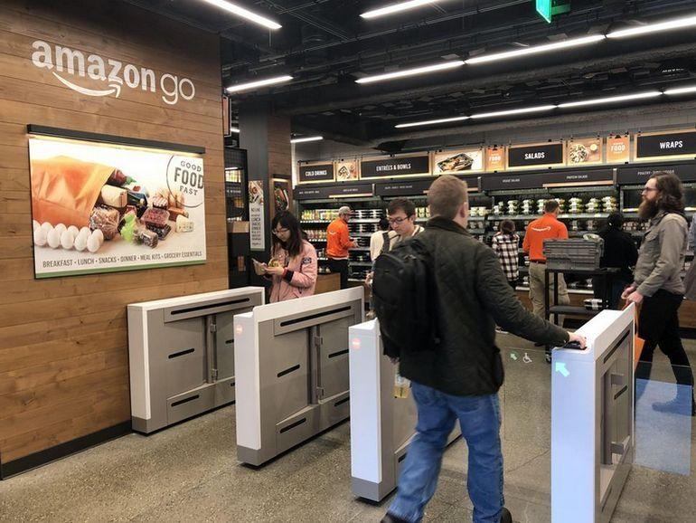 Amazon voudrait ouvrir des milliers de magasins sans caisses dans les trois prochaines années