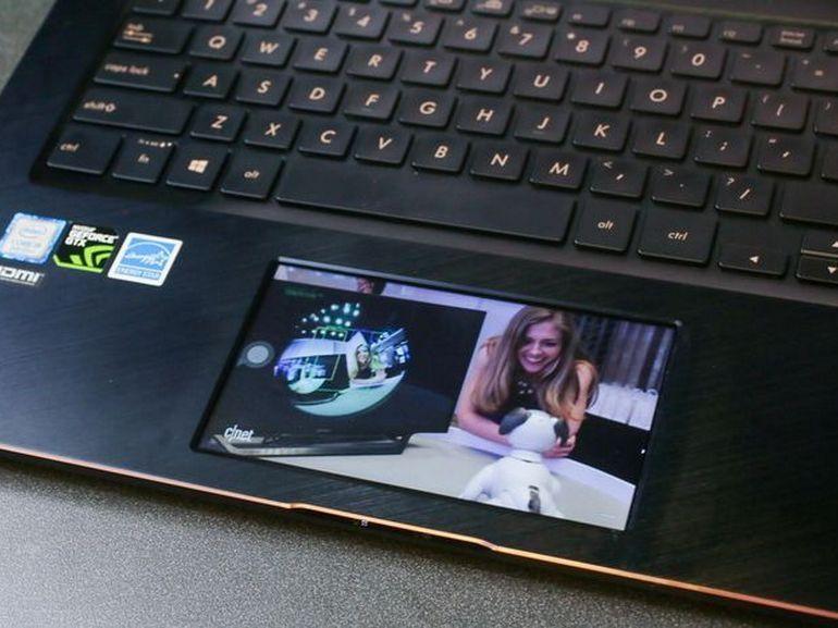 Test de l'Asus ZenBook Pro 15 Screenpad : un écran dans le touchpad qui cherche encore son utilité