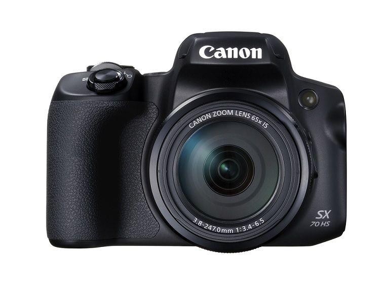 Canon PowerShot SX70 HS, un bridge avec une optique 21-1365 mm à 549€