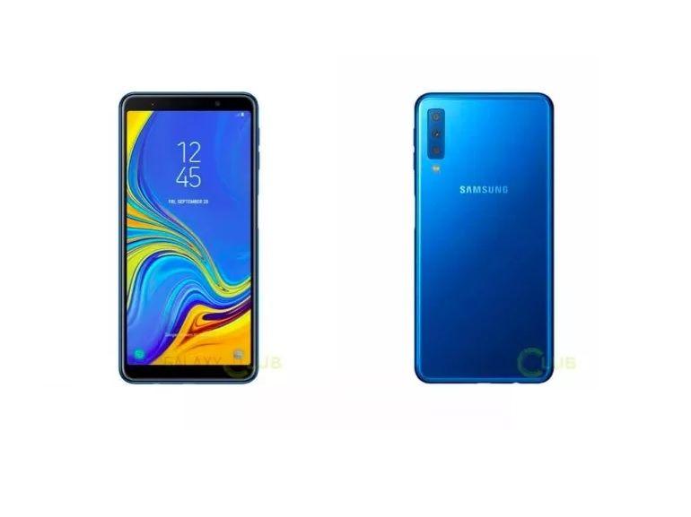 Samsung Galaxy A7 : un triple capteur photo et une présentation le 11 octobre ?