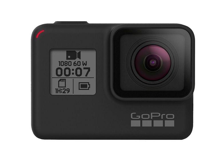 GoPro Hero 7, et maintenant les caractéristiques et les prix