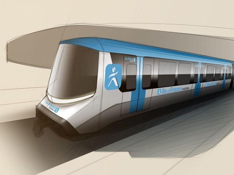Grand Paris Express : première image des rames de métro et premier retard