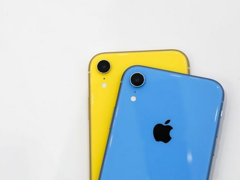 iPhone XR : prise en main d'un iPhone 6,1 pouces