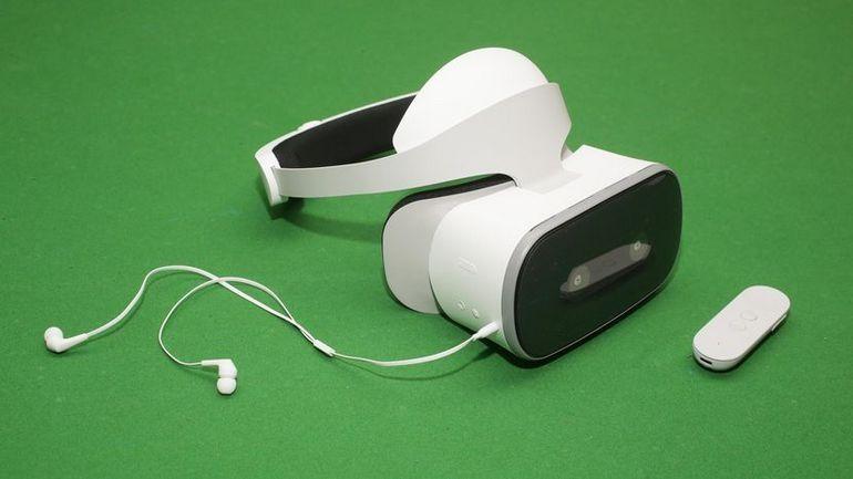 Test du casque de VR Lenovo Mirage Solo : un petit pas vers le futur
