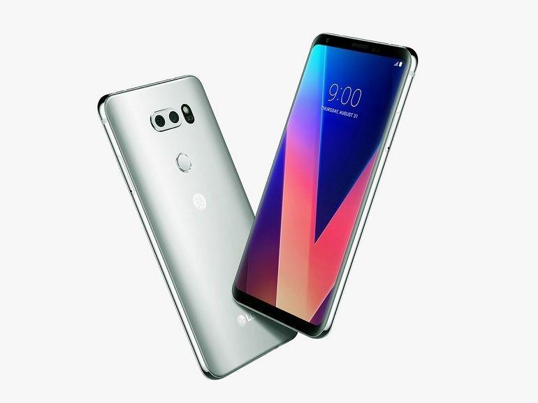 Bon plan : LG V30 à 399€ au lieu de 579€