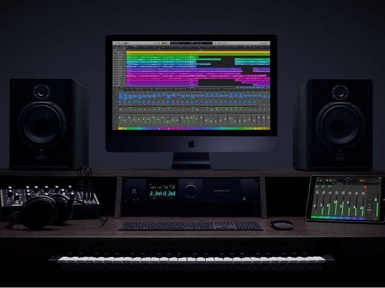 Apple met à jour Logic Pro X et MainStage, avec quelques nouveautés attendues
