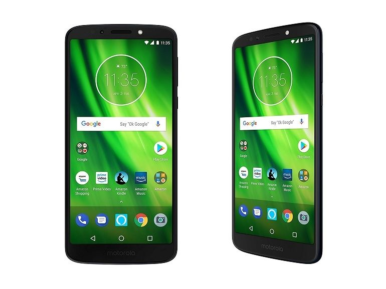 Bon plan : le Motorola Moto G6 Play à 129€ au lieu de 199