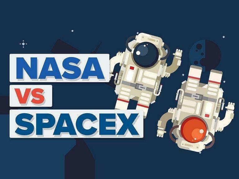 60 ans de Nasa, comment elle doit se réinventer face à SpaceX