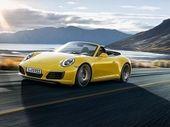 Porsche propose un programme d'autopartage