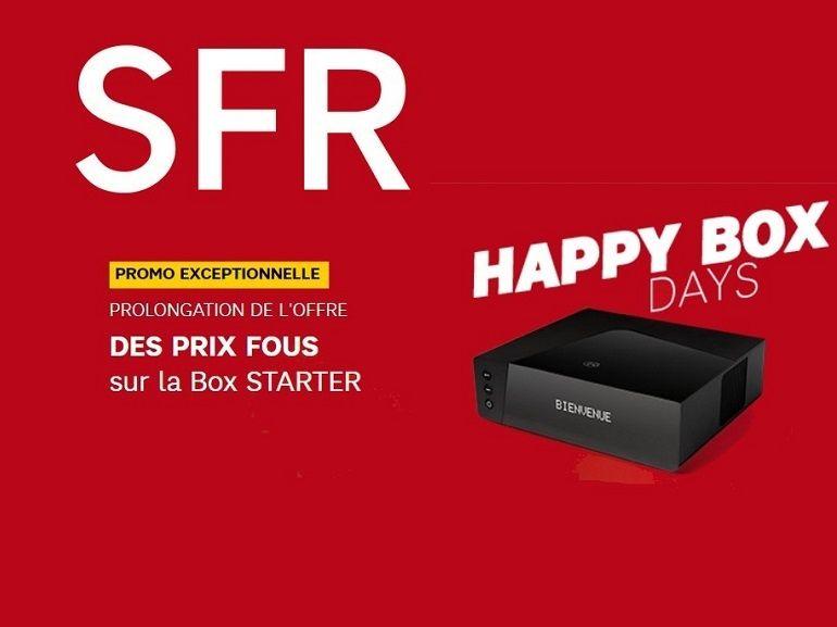 Box Internet SFR : la fibre est à 9 euros et l'ADSL à 5 euros