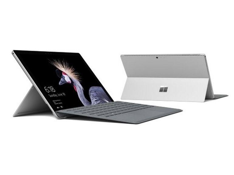 Microsoft Store : jusqu'à 36% de réduction sur la Surface Pro avec clavier détachable
