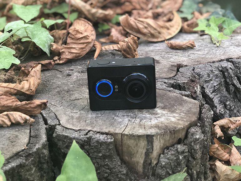 Test Yi Action Camera (2K) : une bonne porte d'entrée aux caméras sportives