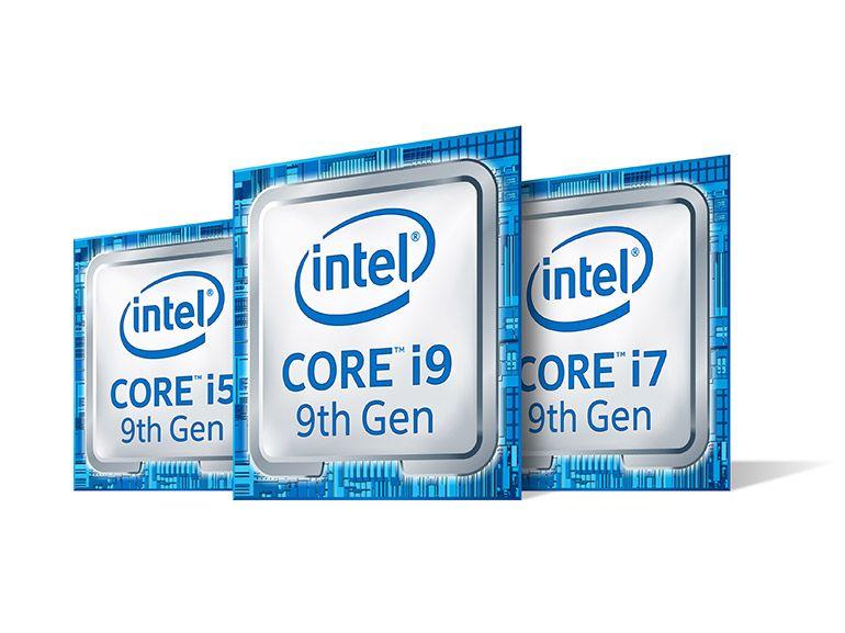 """Intel présente ses processeurs de la 9ème génération """"Coffee Lake Refresh"""""""