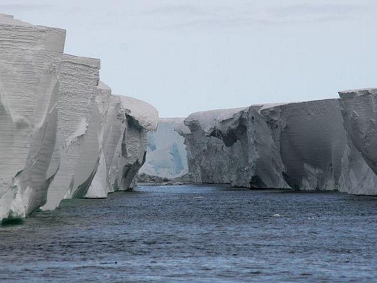 Écoutez le chant envoutant de la banquise en Antarctique