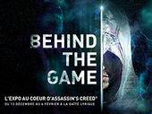 Une exposition sur Assassin's Creed et la création de jeux vidéo à Paris