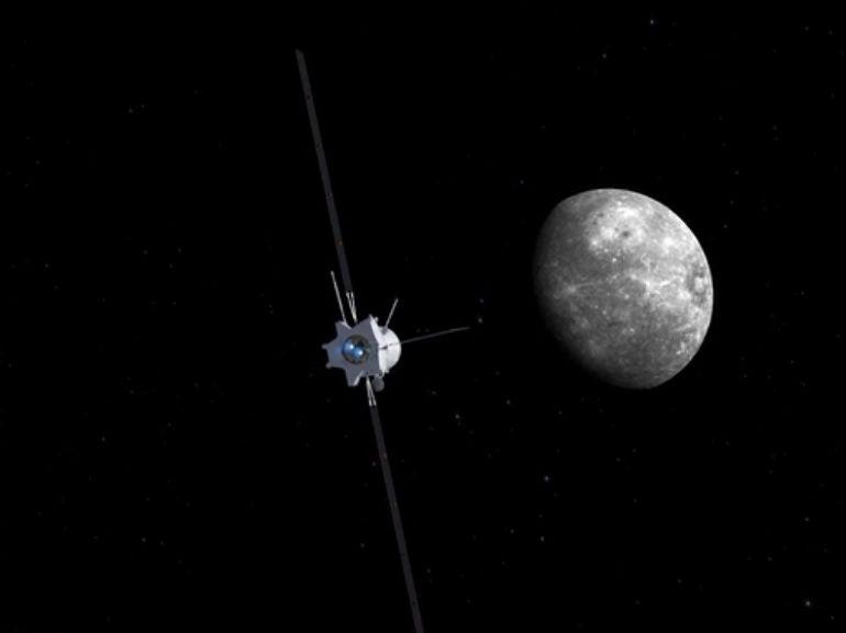 BepiColombo : une mission d'exploration de l'ESA pour percer l'étrange secret de Mercure