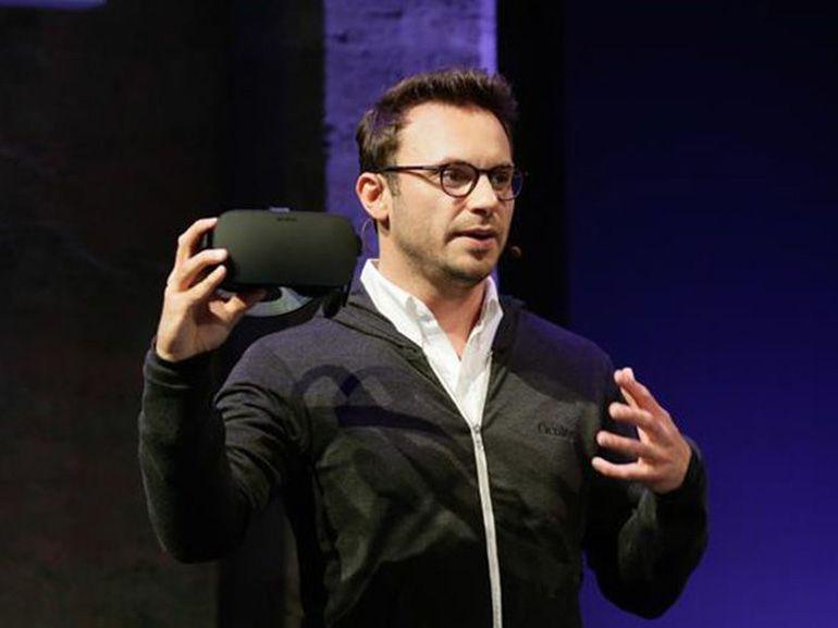 Oculus VR : Brendan Iribe démissionne, l'annulation du Rift 2 en serait la cause