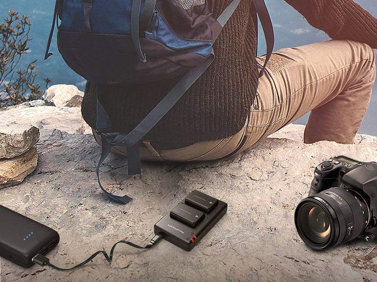 Bon plan : un chargeur et 2 batteries pour appareil photo Sony à 26,99€