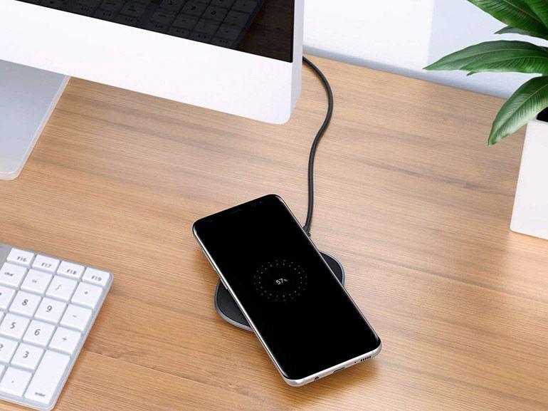 Bon plan : un chargeur sans Fil Qi pour smartphones à 9,89€