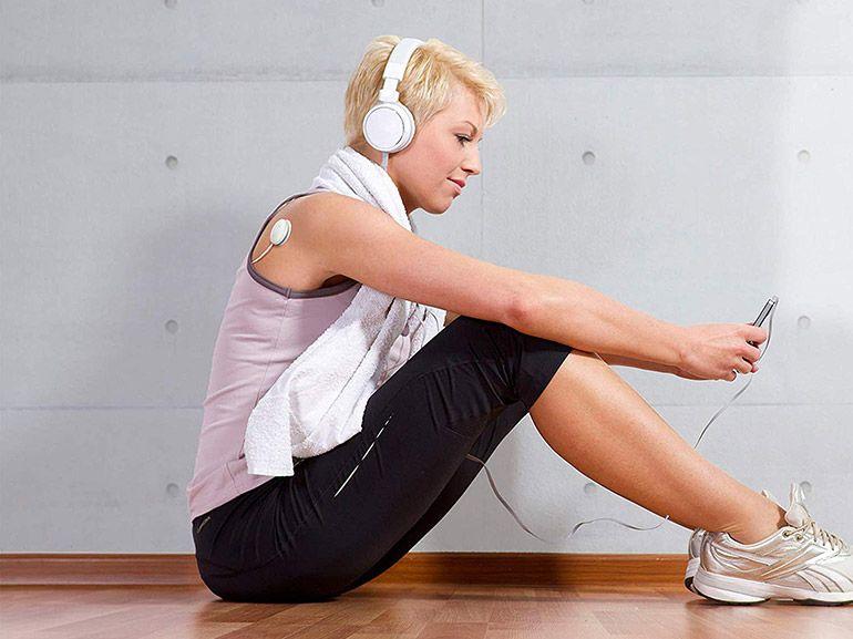 Bon plan : un électrostimulateur de massage connecté sans fil à 22,99€