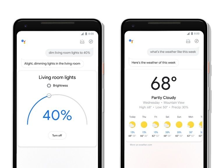 La nouvelle interface de Google Assistant est disponible