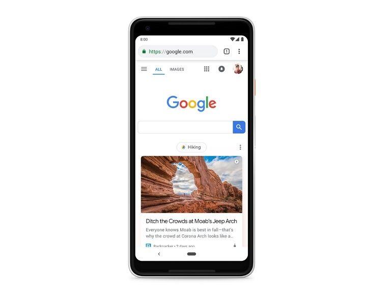 Google Discover arrive sur Android et iOS
