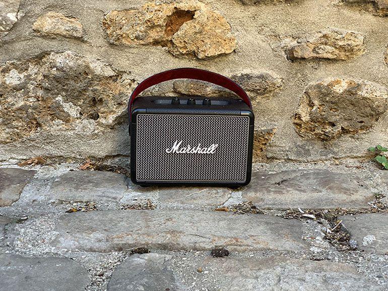 Marshall Kilburn II : un look unique et du gros son, mais un prix trop élevé