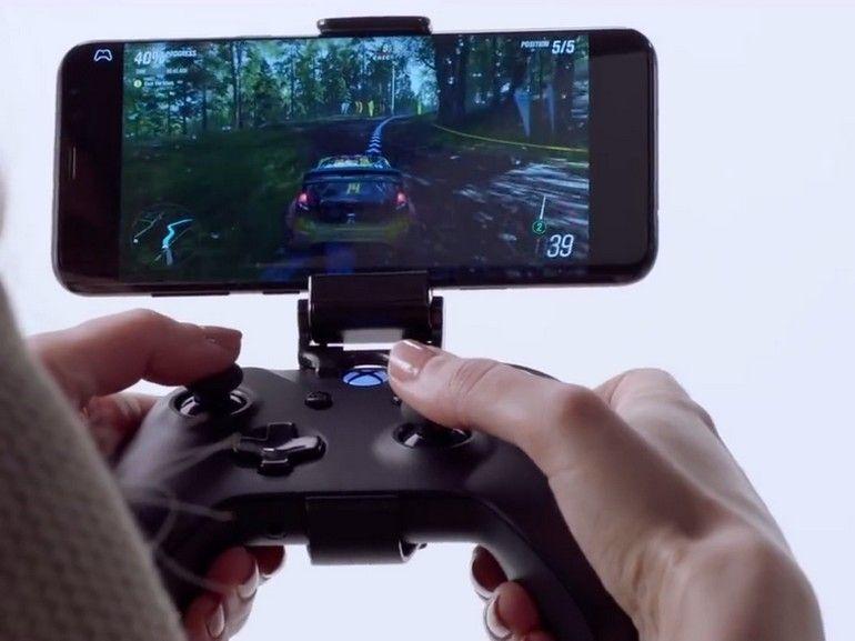 Microsoft Project xCloud : les jeux Xbox bientôt en streaming sur smartphones et tablettes