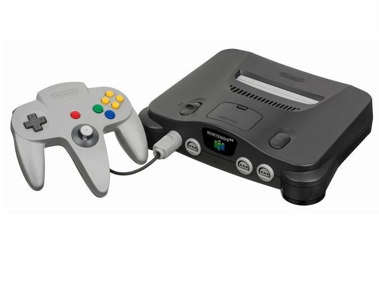 Serait-ce la Nintendo 64 Mini ?