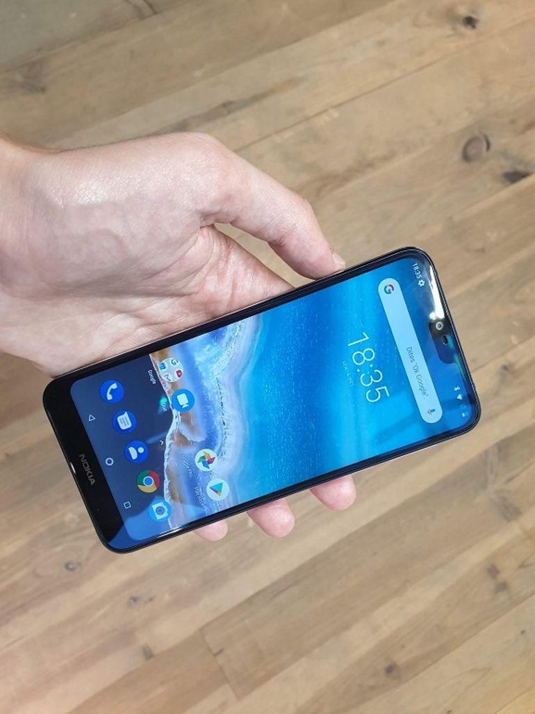 En attendant le Nokia 9, voilà le 7.1