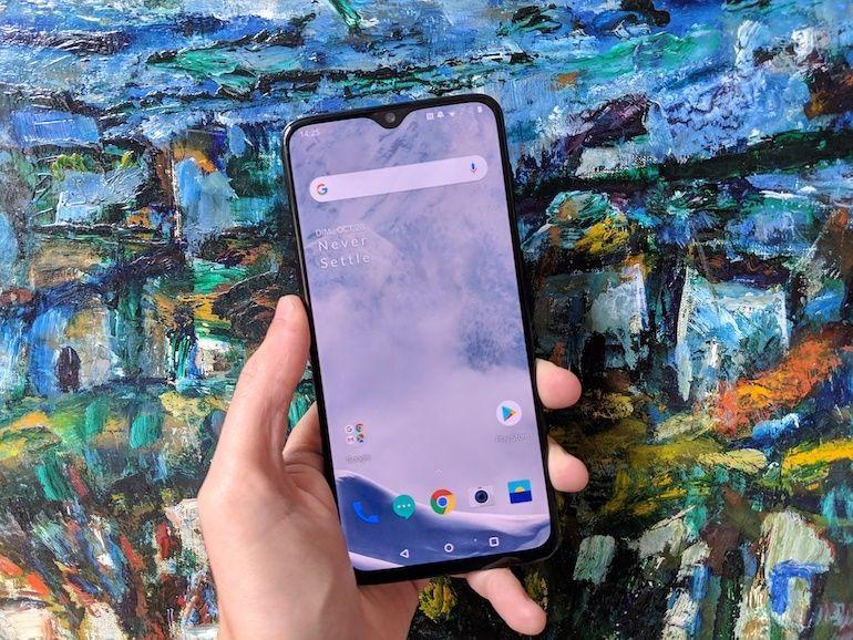 MWC 2019 : un smartphone OnePlus 5G... sous forme de prototype