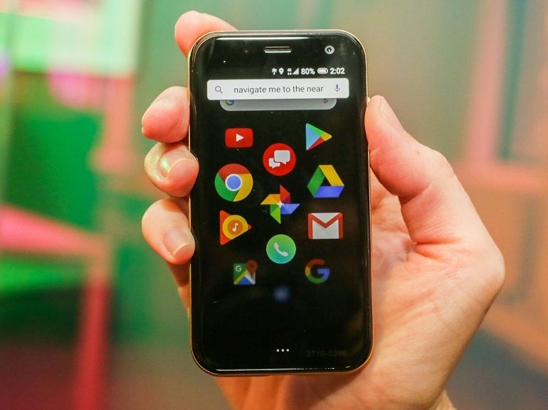 Prise en main : le nouveau Palm ressemble à un petit iPhone, mais ce n'est pas un téléphone
