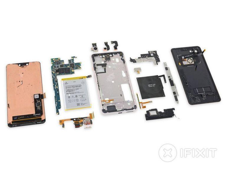 Google Pixel 3 XL : l'un écran Oled est signé Samsung
