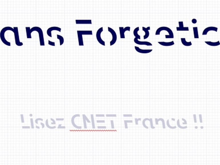 Sans Forgetica, une police de caractères qui peut doper votre mémoire