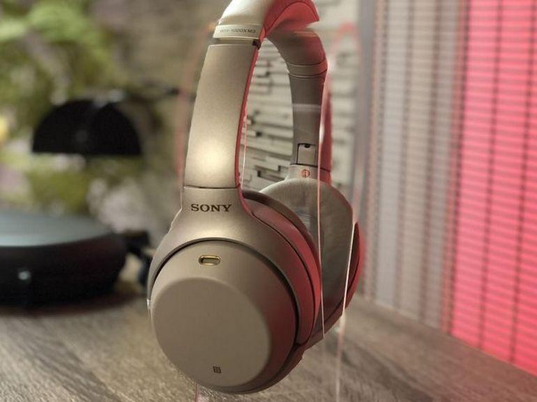 Sony WH-1000XM3 : la nouvelle référence des casques à réduction de bruit